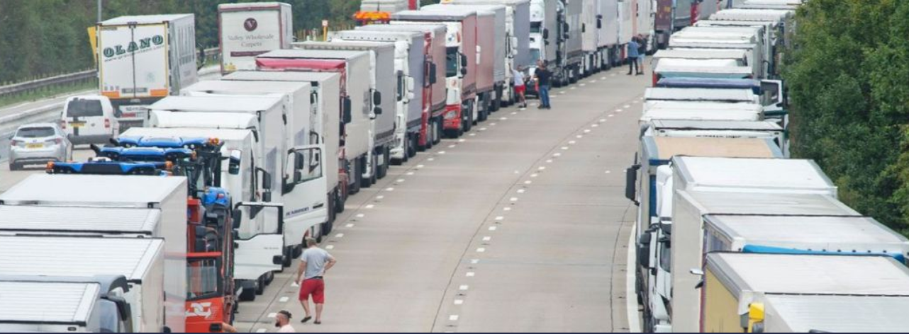 Brexit: Temporary fix to ease delays in GB-Irish haulage